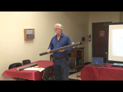 Composite Rocket Airframe Fabrication - Roll your own tubes - CIA