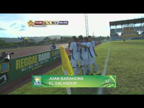 Cuba vs El Salvador Highlights