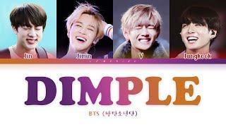 Download BTS - Dimple / Illegal (방탄소년단 - 보조개) [Color Coded Lyrics/Han/Rom/Eng/가사]