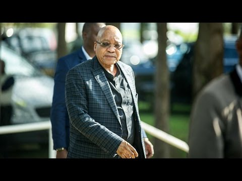 Zuma corruption case: South Africa's president faces impeachment move in Parliament
