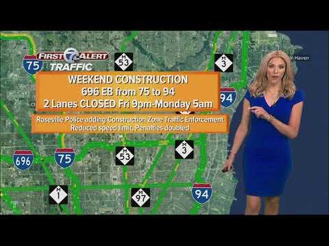 Grand Prix traffic report by WXYZ-TV Detroit | Channel 7