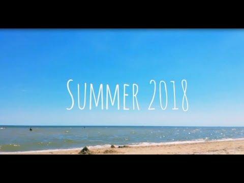 SUMMER 2018. Mariupol city