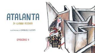"""Lettura Condivisa 2020 - """"Atalanta"""", di Gianni Rodari (Ep. 11)"""