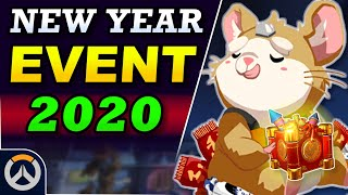 Overwatch - 2020 LUNAR NEW YEAR Event!   Start Date, New Skins, & Content Predictions