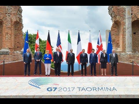 Ega  for G7 Summit 2017, Taormina 26-27 may