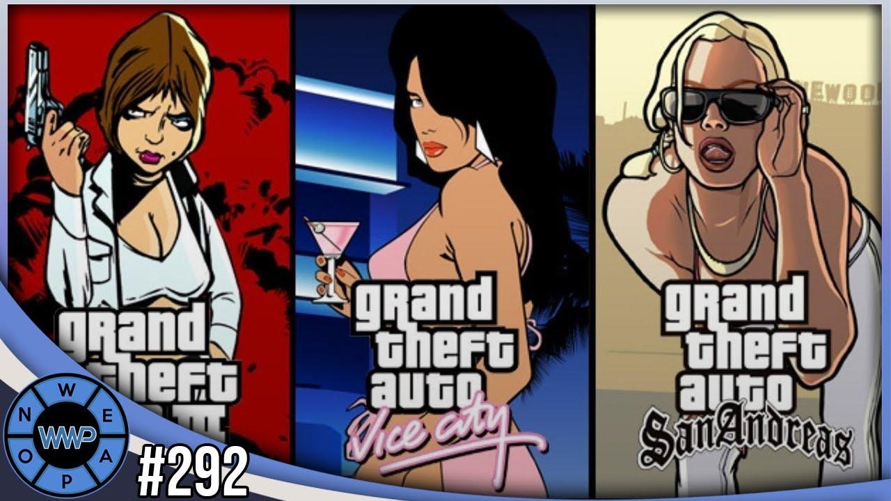 Download GTA Remasters | Xenoblade Chronicles 3 | Nintendo Indies | Battlefield 2042 | COD Vanguard - WWP 292