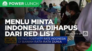 Menlu Minta Indonesia Dihapus dari Red List Covid-19