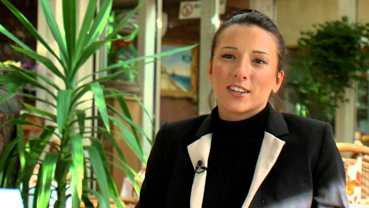 Stephanie Djordjevic Pizzeria Assisi Wien Zum Thema Lehre Youtube
