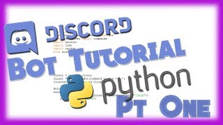 How To Make A Discord Bot in Python PART 1  EASY