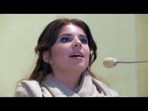 Niesamowite Alleluja w wykonaniu siostry Panny Młodej Radzyń Podlaski