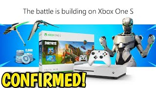 *NEW* XBOX FORTNITE BUNDLE! NEW EON SKIN & 2000 VBUCKS! (COMING SOON)