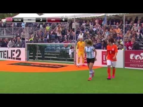 Full Match: Netherlands vs. Argentina (Women's) & A Royal Visit, Sept. 12