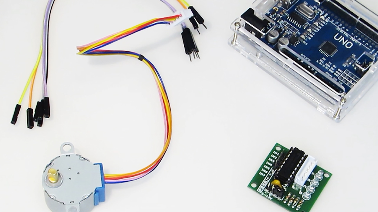 Moving Electrons: Driving multiple stepper motors