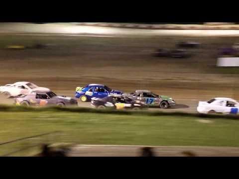 4-Banger Feature - Shadyhill Speedway 8/31/19