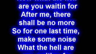 Linkin Park feat. Jay-Z Numb Encore! Lyrics
