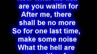 Linkin Park feat. Jay-Z Numb Encore! Lyrics