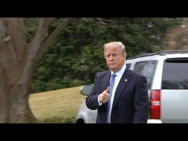 President Trump tweets about North Korea