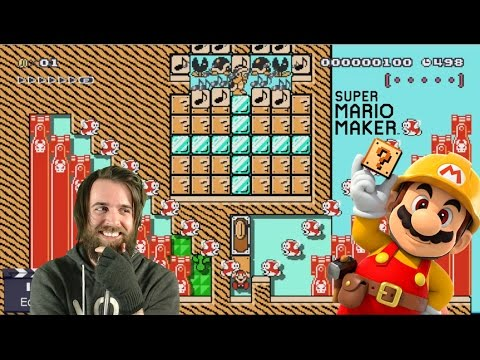 Baby, It's Cheep Outside   Inside the Mind of a Disgusting Troll - Super Mario Maker