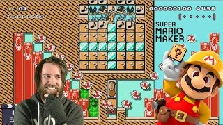 Baby, It's Cheep Outside | Inside the Mind of a Disgusting Troll [SUPER MARIO MAKER]
