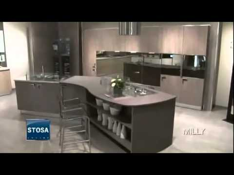 milly stosa cucine - YouTube