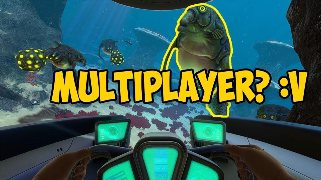 SUBNAUTICA MULTIPLAYER WORKS EPIC GAMES DAN STEAM!