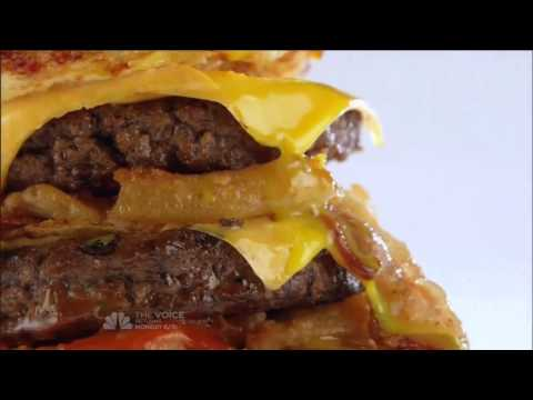 Paunch Burger Combo Commercial - Parks and Recreation