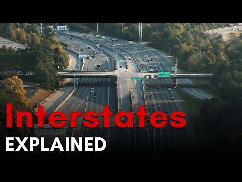 America's Interstate Highway System, Explained