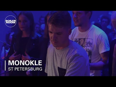 Monokle Boiler Room St Petersburg Live Set