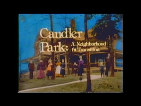 Candler Park: A Neighborhood In Transition