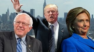 The 'Who's-The-Most-New-York' Primary - Newsy