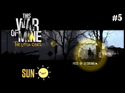 This War of Mine: The Little Ones l We have no Resources l EP5