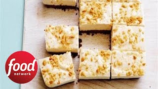 No-Bake Peanut Butter Cheesecake Bars