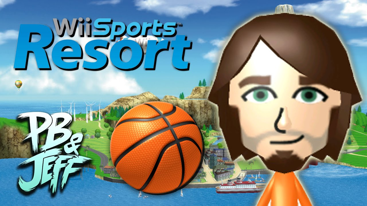 gramps mvp wii sports resort pb u0026jeff youtube