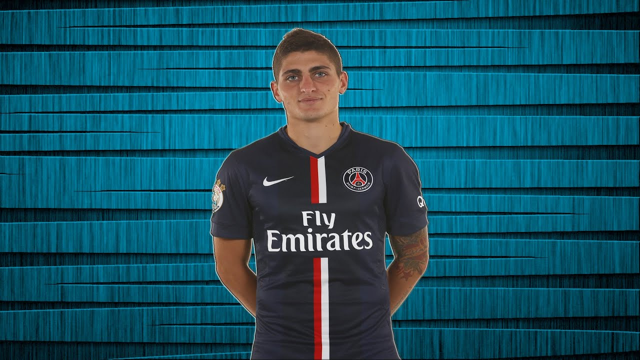 Maglia Paris Saint-Germain Marco VERRATTI