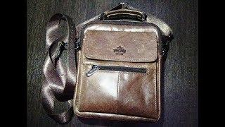 Мужская кожаная сумка с AliExpress(, 2017-12-24T14:36:00.000Z)