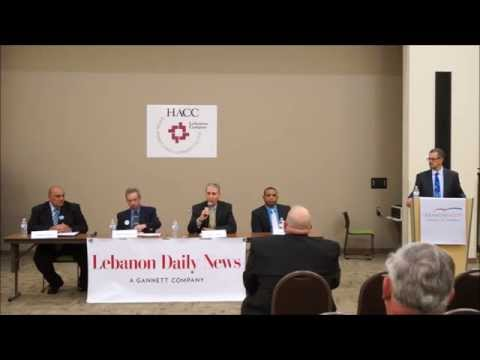 2015 Lebanon City Council Debate