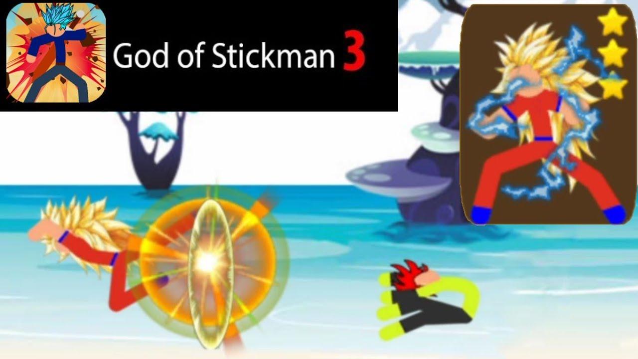 Resultado de imagem para God of Stickman 3