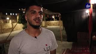 معسكرات الحسين تنظم زيارة إلى وادي موسى