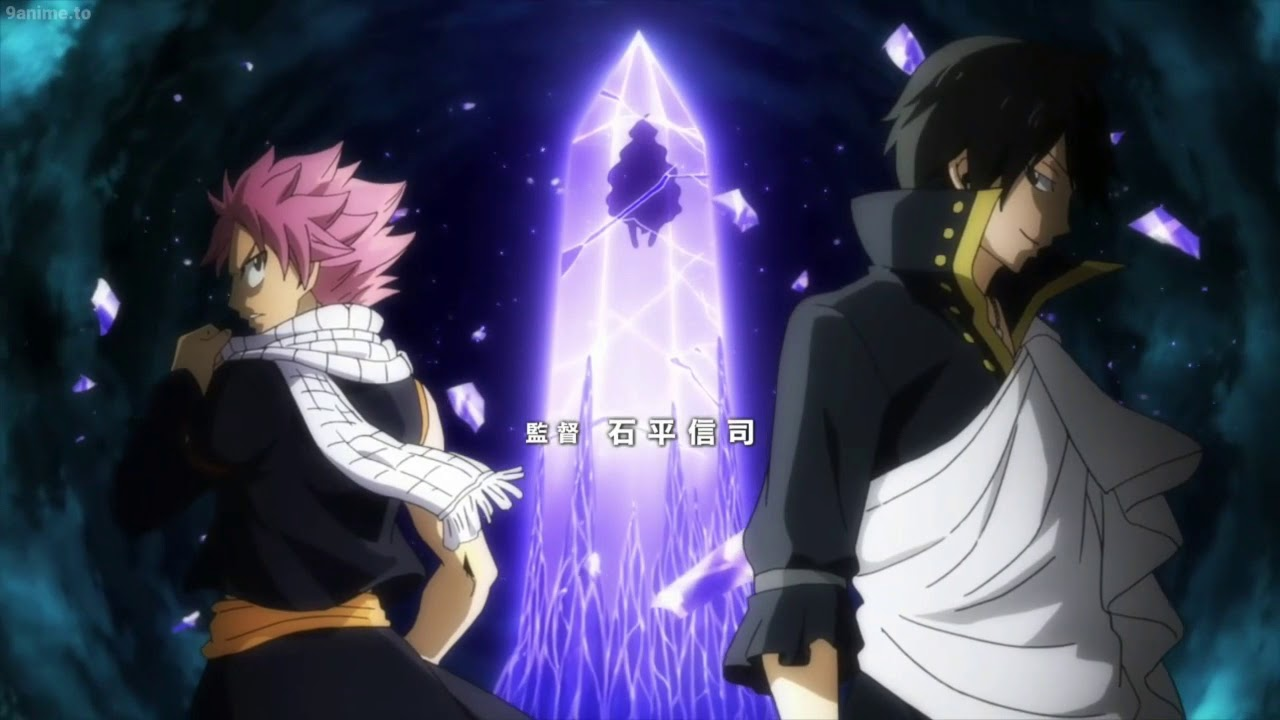 FAIRY TAIL Opening 24