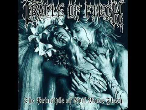 Cradle of Filth - Of Mist and Midnight Skies vocal cover