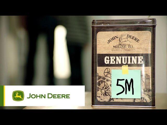 Tracteur John Deere 5M - Teaser