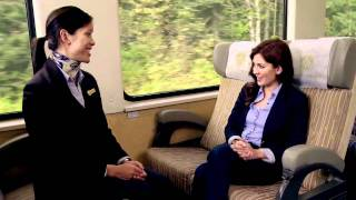 Rocky Mountaineer Service Classes