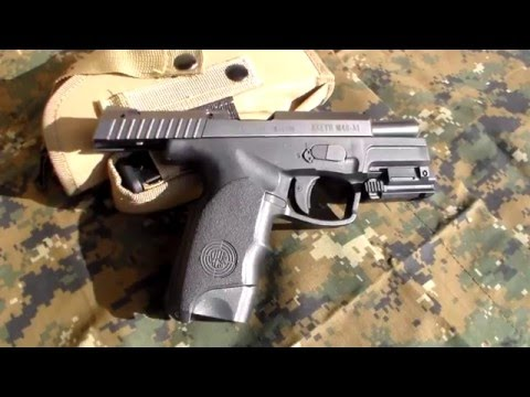 Steyr M40-A1 40 S&W