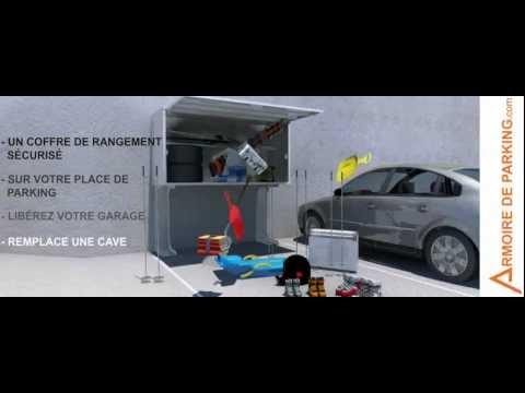 Abylon Armoire De Parking Youtube