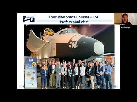 ISU ESC Asia-Pacific presentation