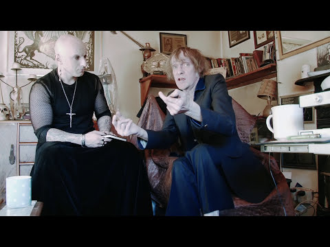 ☠️ LE VAMPIRE DE HIGHGATE - INTERVIEW DE DAVID FARRANT ☠️ OCTOBRE 2015 [MORGAN PRIEST]