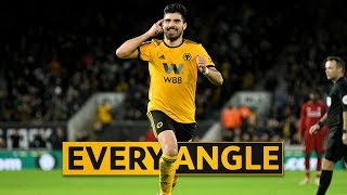 Neves v Liverpool | Every Angle