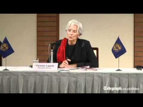 Lagarde: eurozone rescue must be 'steady, solid, sustained'