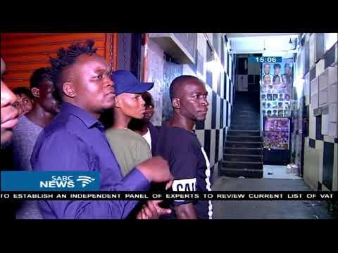 Joburg police raid nightclubs as part of  'operation nightlife'