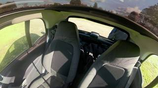 360° Interior Scan Of Our Smart fortwo 1 0 MHD Passion Softouch 2dr KV13GJK